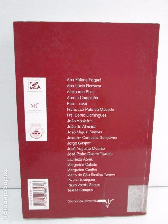 Libros de segunda mano: CONVERSAS A VOLTA DOS CONVENTOS. VIRGINIA FROIS. CASA DO SUL EDITORA. 2002. VER FOTOGRAFIAS - Foto 18 - 119498783