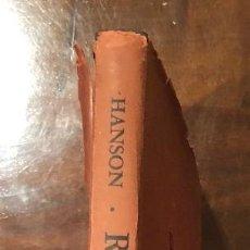 Libros de segunda mano: ROMAN THEATER-TEMPLES(37€ ). Lote 120056391