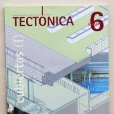 Libros de segunda mano: TECTÓNICA 6. CUBIERTAS (I) PLANAS. Lote 120185675