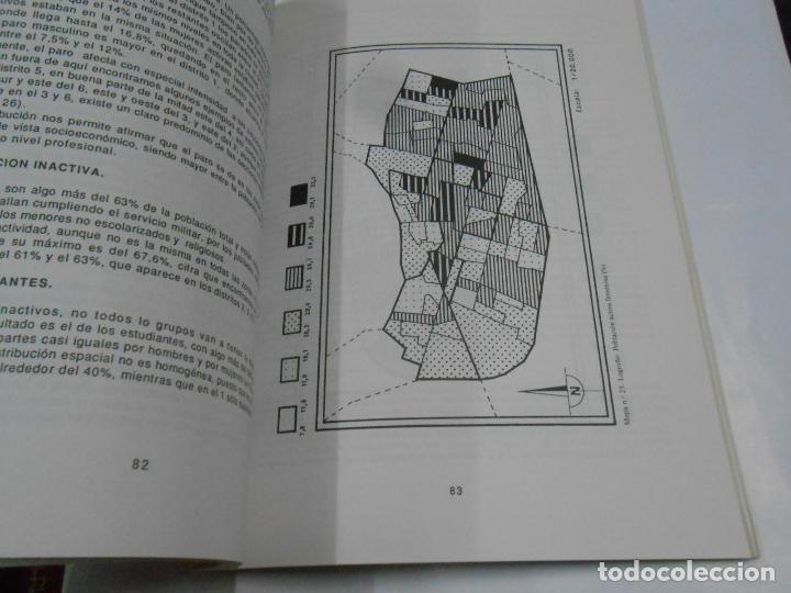 Libros de segunda mano: LA DIFERENCIACIÓN SOCIAL DEL ESPACIO URBANO DE LOGROÑO. FLORENCIO ORTIZ ALEJOS. LA RIOJA. TDK90 - Foto 2 - 120506939