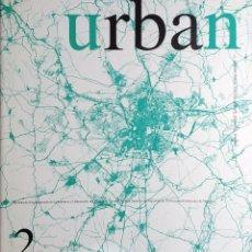 Libros de segunda mano: URBAN 2 : REVISTA DE URBANÍSTICA Y ORDENACIÓN DEL TERRITORIO, ESCUELA SUPERIOR DE ARQUITECTURA . Lote 121707919