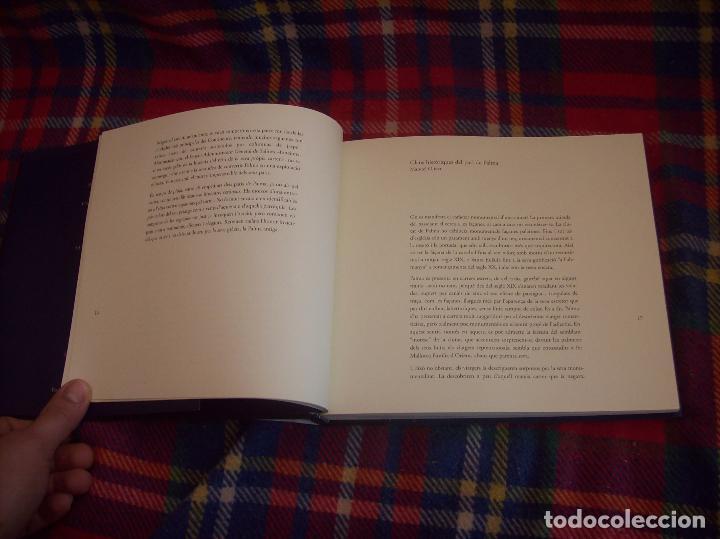 Libros de segunda mano: PATIS DE PALMA. VOLUM I . FOTOGRAFIES DE JOAN RAMON BONET.1ª EDICIÓ 2006. TOT UNA JOIA!!!!!!!! - Foto 4 - 121874683