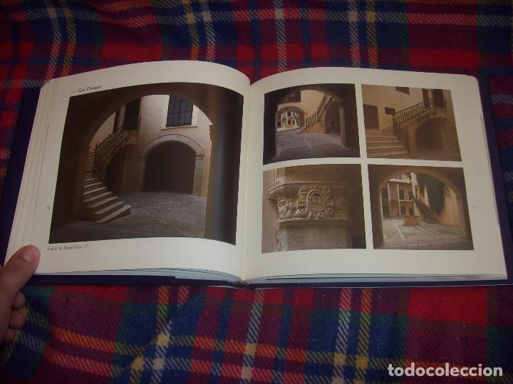 Libros de segunda mano: PATIS DE PALMA. VOLUM I . FOTOGRAFIES DE JOAN RAMON BONET.1ª EDICIÓ 2006. TOT UNA JOIA!!!!!!!! - Foto 8 - 121874683