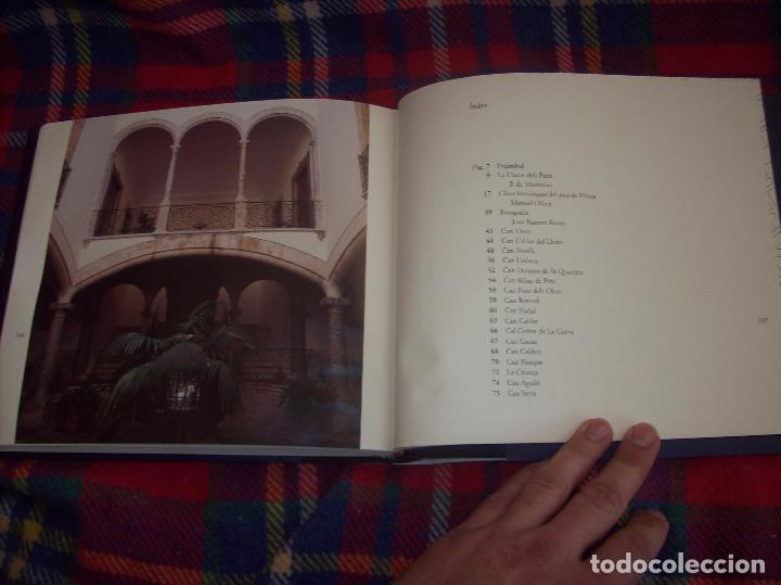 Libros de segunda mano: PATIS DE PALMA. VOLUM I . FOTOGRAFIES DE JOAN RAMON BONET.1ª EDICIÓ 2006. TOT UNA JOIA!!!!!!!! - Foto 15 - 121874683