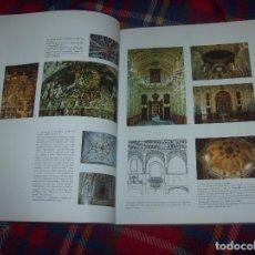 Libros de segunda mano: ARTE DE LOS YESOS. YESERÍAS Y ESTUCOS. IGNACIO GARATE ROJAS. ED. MUNILLA . 1999 . EXCELENTE EJEMPLAR. Lote 122157483