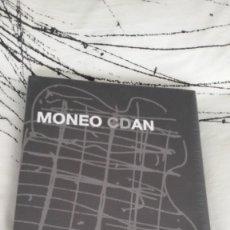 Libros de segunda mano: MONEO CDAN (CENTRO DE ARTE Y NATURALEZA). PRECINTADO SIN ESTRENAR.. Lote 123356983
