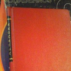 Libros de segunda mano: ANTONIO COVALEDA: GUÍA DE LA ALHAMBRA. MONUMENTOS Y JARDINES (MADRID, 1956). Lote 124445535