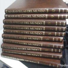 Libros de segunda mano: LAS MARAVILLAS DEL MUNDO, SALVAT. Lote 124490783