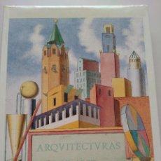 Libros de segunda mano: ARQUITECTURAS: 1983 - 1987. COMUNIDAD DE MADRID . Lote 124572639