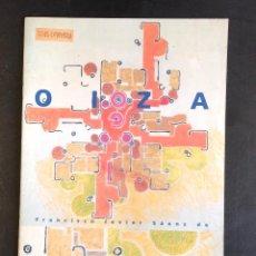 Libros de segunda mano: OIZA-FRANCISCO JAVIER SAENZ DE OIZA (49€). Lote 124628495