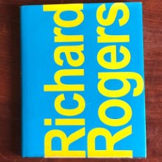 Libros de segunda mano: RICHARD ROGERS (51€). Lote 124632471