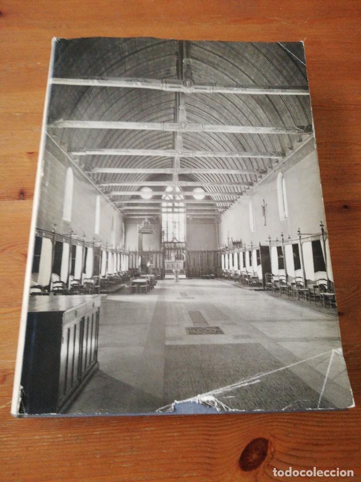 EDIFICIOS HOSPITALARIOS EN EUROPA DURANTE DIEZ SIGLOS. (Libros de Segunda Mano - Bellas artes, ocio y coleccionismo - Arquitectura)