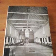 Libros de segunda mano: EDIFICIOS HOSPITALARIOS EN EUROPA DURANTE DIEZ SIGLOS. . Lote 124758447