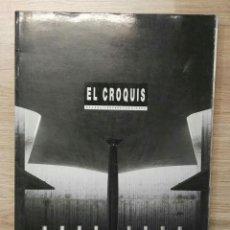 Libri di seconda mano: EL CROQUIS Nº 38. FEBRERO/MARZO 1989. MONOGRAFÍA SANTIAGO CALATRAVA.. Lote 125318263