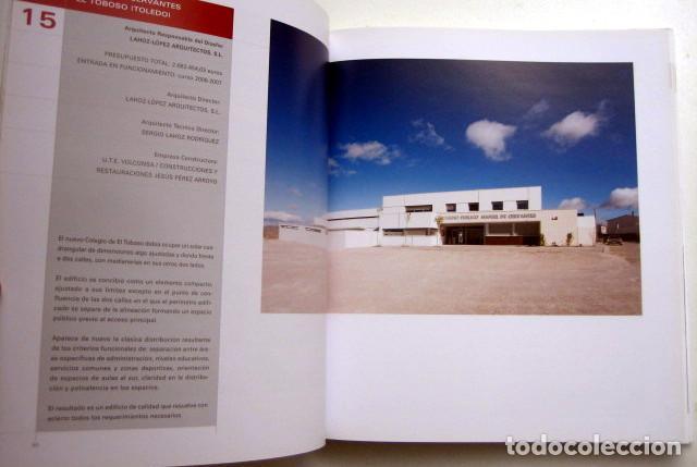 Libros de segunda mano: Arquitectura docente en Castilla-La Mancha 20013/2006 - Foto 3 - 125330915