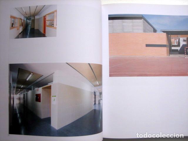 Libros de segunda mano: Arquitectura docente en Castilla-La Mancha 20013/2006 - Foto 4 - 125330915