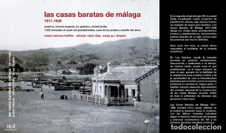 Las Casas Baratas De Malaga 1911 1936 Comprar Libros De