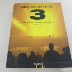 Libros de segunda mano: ARQUITECTURA ARCHITECTURE NOW TASCHEN PHILIP JODIDIO. Lote 126152251