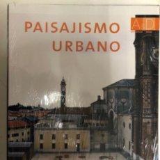 Libros de segunda mano: PAISAJISMO URBANO, ARCHITECTURAL & DESIGN. ED. MONSA. SIN ABRIR. CON FUNDA Y TAPA DURA.. Lote 126175199