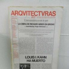 Libros de segunda mano: ARQUITECTURAS BIS COLECCION COMPLETA 52 NÚMEROS ARQUITECTURA DISEÑO MUY DIFICIL. Lote 104047631