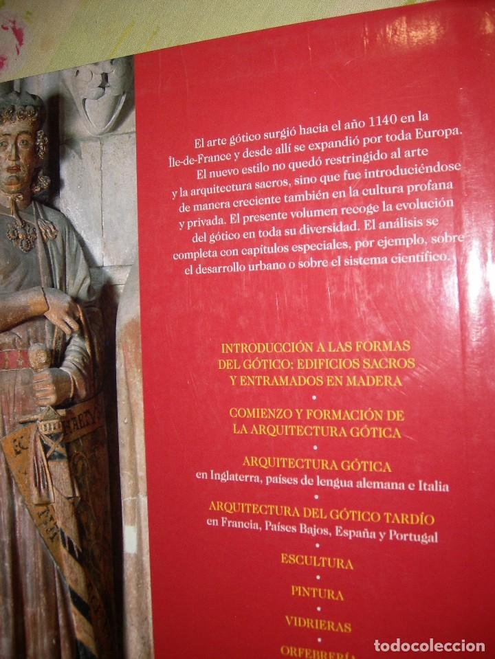 Libros de segunda mano: EL GOTICO, Rolf Toman - Foto 2 - 126260999