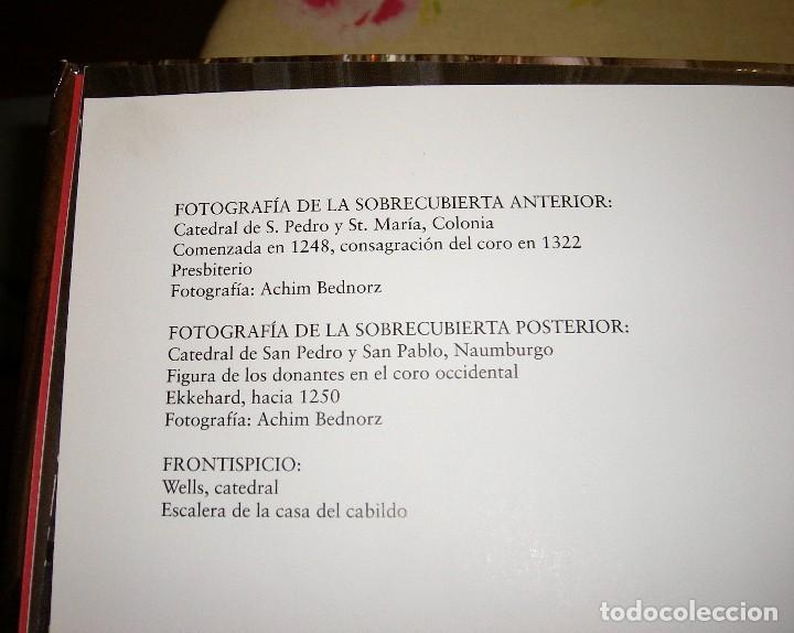 Libros de segunda mano: EL GOTICO, Rolf Toman - Foto 3 - 126260999