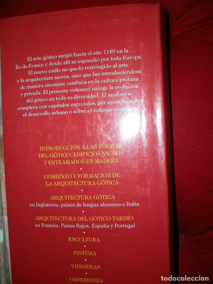 Libros de segunda mano: EL GOTICO, Rolf Toman - Foto 7 - 126260999
