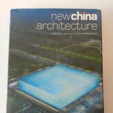 Libros de segunda mano: NEW CHINA ARCHITECTURE XING RUAN (TEXTO), PATRICK BINGHAM-HALL (FOTOS) 2006 ARQUITECTURA. Lote 126270035