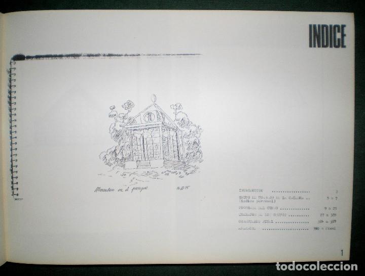 Libros de segunda mano: PROPUESTAS SOBRE ARANJUEZ. Escuela técnica superior de Arquitectura de Madrid. 1975 - Foto 7 - 127785103