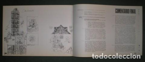 Libros de segunda mano: PROPUESTAS SOBRE ARANJUEZ. Escuela técnica superior de Arquitectura de Madrid. 1975 - Foto 3 - 127785103