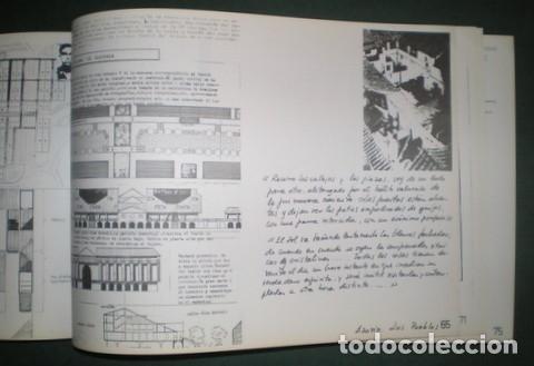Libros de segunda mano: PROPUESTAS SOBRE ARANJUEZ. Escuela técnica superior de Arquitectura de Madrid. 1975 - Foto 5 - 127785103