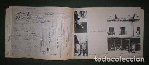 Libros de segunda mano: PROPUESTAS SOBRE ARANJUEZ. Escuela técnica superior de Arquitectura de Madrid. 1975 - Foto 6 - 127785103