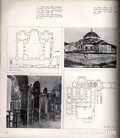 Libros de segunda mano: Cyril Mango / Architettura Bizantina / 1978 - Foto 2 - 128778023