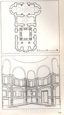Libros de segunda mano: Cyril Mango / Architettura Bizantina / 1978 - Foto 5 - 128778023