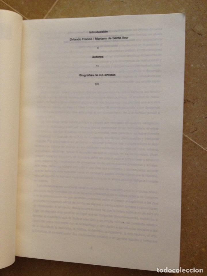 Libros de segunda mano: Paisaje y esfera pública (Orlando Franco, Mariano de Santa Ana) - Foto 3 - 129434798