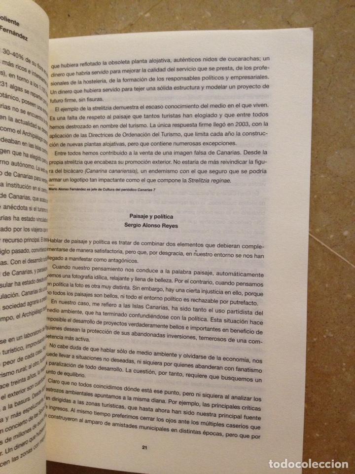 Libros de segunda mano: Paisaje y esfera pública (Orlando Franco, Mariano de Santa Ana) - Foto 8 - 129434798