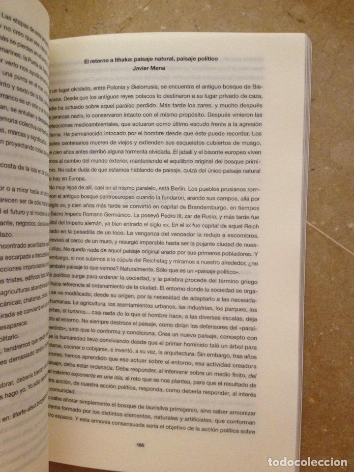 Libros de segunda mano: Paisaje y esfera pública (Orlando Franco, Mariano de Santa Ana) - Foto 11 - 129434798