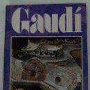 Libros de segunda mano: GAUDI ARQUITECTURA DEL FUTURO EN CASTELLANO LA CAIXA TODO COLOR 1984. Lote 129541063