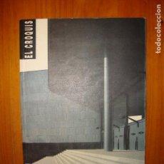 Libros de segunda mano: EL CROQUIS, REVISTA DE ARQUITECTURA. Nº 51, OCTUBRE NOVIEMBRE 1991. Lote 129662863