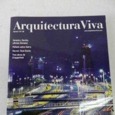 Libros de segunda mano: ARQUITECTURA VIVA 107 108 2005 MADRID METRÓPOLIS. Lote 129983243