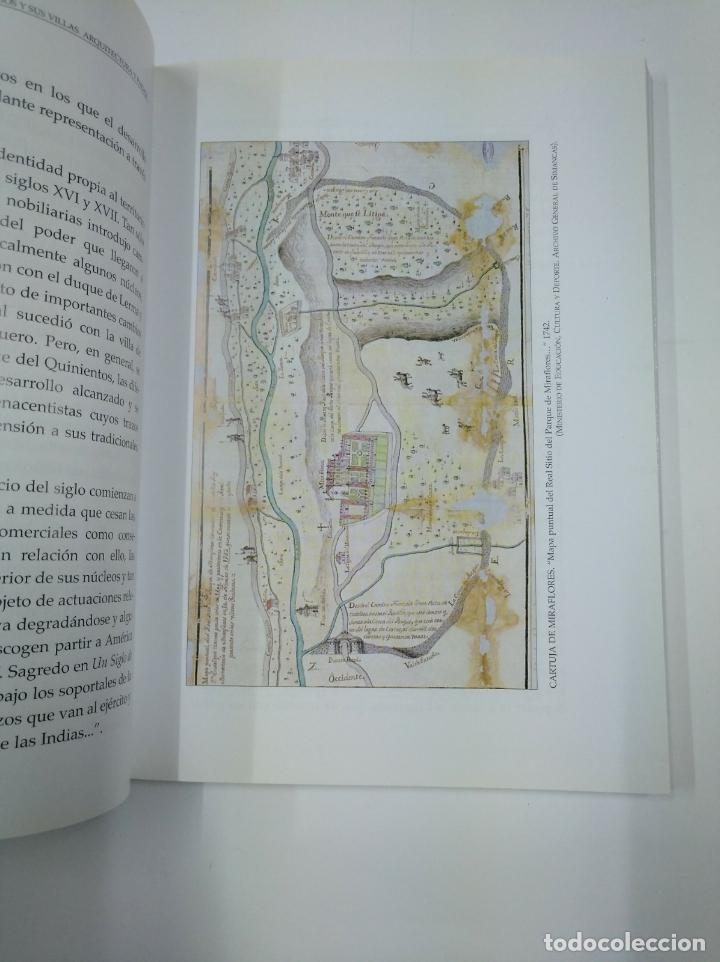 Libros de segunda mano: BURGOS Y SUS VILLAS. ARQUITECTURA Y PAISAJE 1750-1800. LENA SALADINA IGLESIAS ROUCO. TDK351 - Foto 2 - 130422322