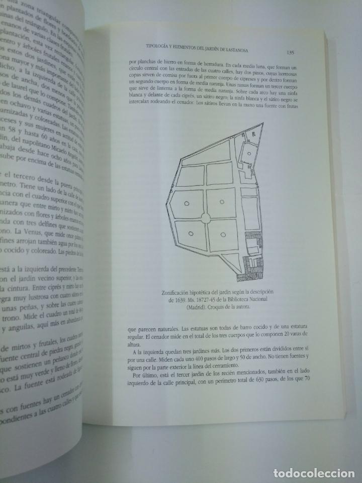 Libros de segunda mano: LA CULTURA DEL BARROCO. LOS JARDINES: ARQUITECTURA, SIMBOLISMO Y LITERATURA. J.E. LAPLANA GIL TDK351 - Foto 2 - 130678479