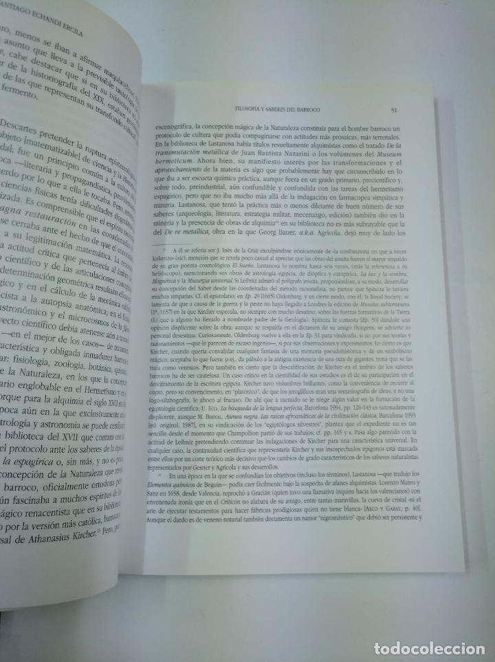 Libros de segunda mano: LA CULTURA DEL BARROCO. LOS JARDINES: ARQUITECTURA, SIMBOLISMO Y LITERATURA. J.E. LAPLANA GIL TDK351 - Foto 3 - 130678479