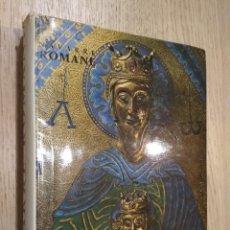 Libros de segunda mano: NAVARRE ROMANE. ZODIAQUE KA NUIT DES TEMPS.1967.. Lote 130698109