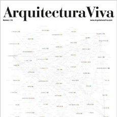 Libros de segunda mano: ARQUITECTURA VIVA 145 COLECTIVOS . Lote 130821640