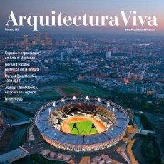 Libros de segunda mano: ARQUITECTURA VIVA 143 LONDRES 2012. Lote 130821664