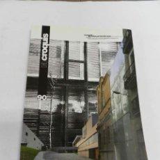 Libros de segunda mano: EL CROQUIS 90 AÑO 1998, ARQUITECTURA. Lote 187116901