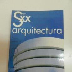 Libros de segunda mano: SIGLO XX ARQUITECTURA JONATHAN GLANCEY .- LISMA EDICIONES, S.L., 2003. Lote 130885152