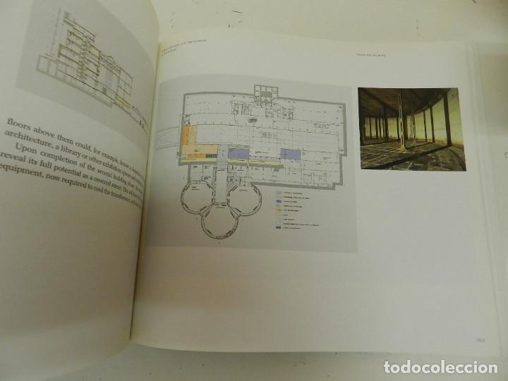 Libros de segunda mano: BUILDING TATE MODERN - HERZOG & DE MEURON TRANSFORMING GILES GILBERT SCOTT TATE GALLERY ARQUITECTURA - Foto 2 - 130886040