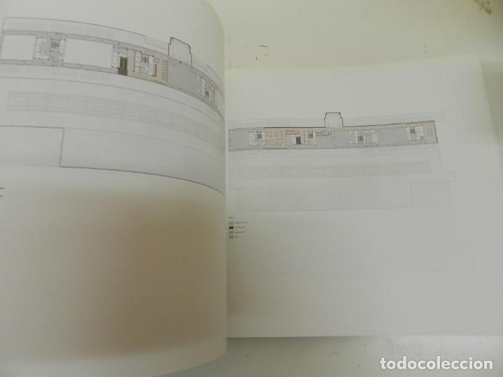Libros de segunda mano: BUILDING TATE MODERN - HERZOG & DE MEURON TRANSFORMING GILES GILBERT SCOTT TATE GALLERY ARQUITECTURA - Foto 4 - 130886040